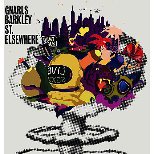 Alliance Gnarls Barkley - St Elsewhere
