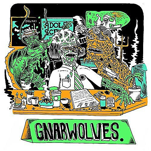 Alliance Gnarwolves - Adolescence