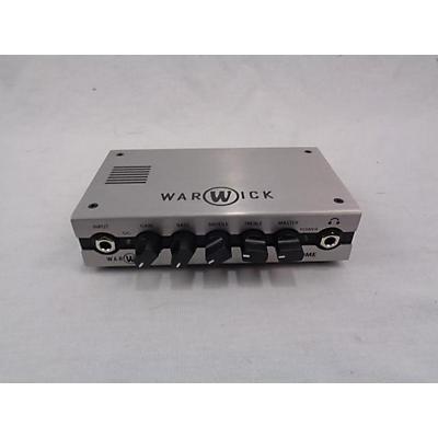 Warwick Gnome 200W Bass Amp Head