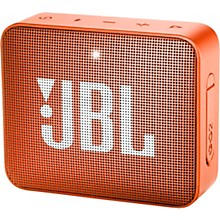 Go 2 Portable Bluetooth Wireless Speaker Orange