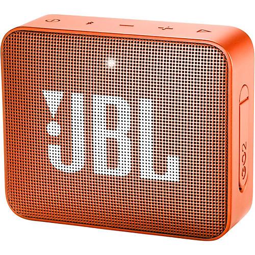 JBL Go 2 Portable Bluetooth Wireless Speaker Orange