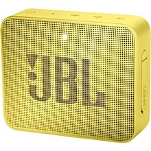 Go 2 Portable Bluetooth Wireless Speaker Yellow