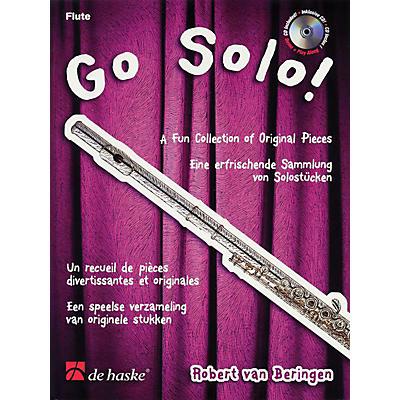 De Haske Music Go Solo (A Fun Collection of Original Pieces) De Haske Play-Along Book Series by Robert van Beringen