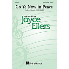 Hal Leonard Go Ye Now in Peace SATB a cappella composed by Joyce Eilers