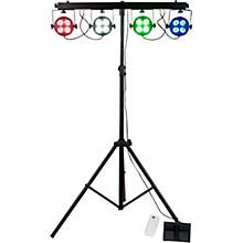 Open BoxAmerican DJ GoBar Plus IR RGBW LED PAR System