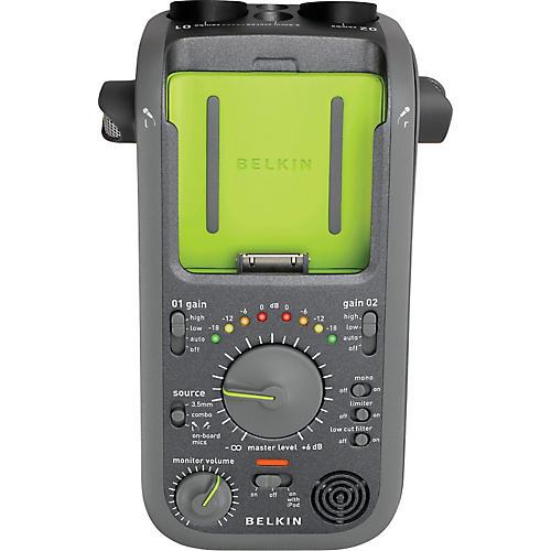 Belkin GoStudio Handheld Audio Recorder for iPod