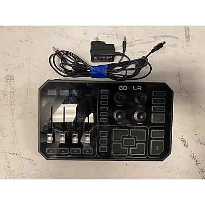 TC Helicon GoXLR Powered Mixer