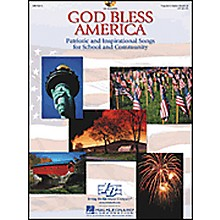 Hal Leonard God Bless America-Patriotic and Inspirational Songs for School and Community Book/CD
