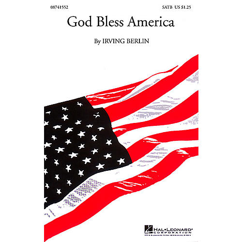 Hal Leonard God Bless America® SATB arranged by Kirby Shaw