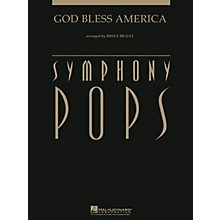 Hal Leonard God Bless America (with opt. Narrator Score and Parts) Arranged by Bruce Healey