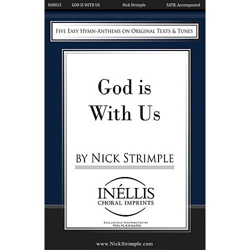 Hal Leonard God Is with Us SATB composed by Nick Strimple