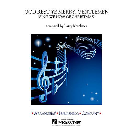 Arrangers God Rest Ye Merry, Gentlemen Concert Band Level 3 Arranged by Larry Kerchner