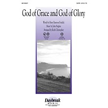 Daybreak Music God of Grace and God of Glory CHOIRTRAX CD Arranged by Keith Christopher