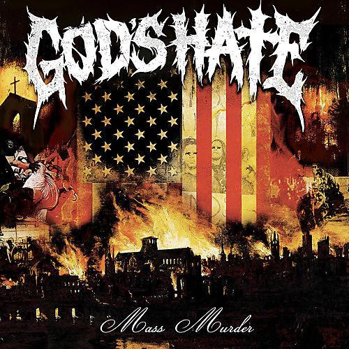 Alliance Gods Hate - Mass Murder