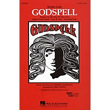 Hal Leonard Godspell (Medley) 2-Part Arranged by Greg Gilpin