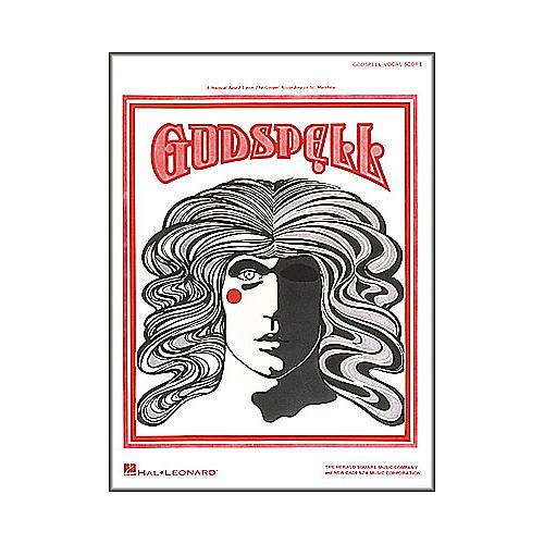 Hal Leonard Godspell Vocal Score