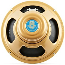 "Celestion Gold 50W, 12"" Alnico Guitar Speaker"