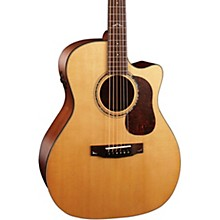Open BoxCort Gold A6 Grand Auditorium Acoustic-Electric Guitar