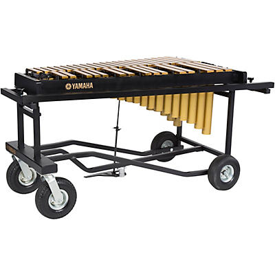 Yamaha Gold Bar Vibraphone w/Tough Terrain Frame