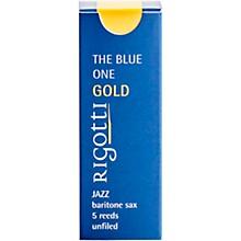 Gold Baritone Saxophone Reeds Strength 3 Light