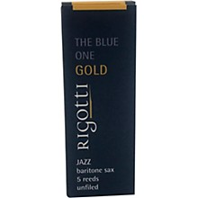 Gold Baritone Saxophone Reeds Strength 3 Medium