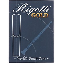 Gold Clarinet Reeds Strength 4 Strong