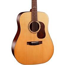 Open BoxCort Gold D6 Dreadnaught Acoustic Guitar