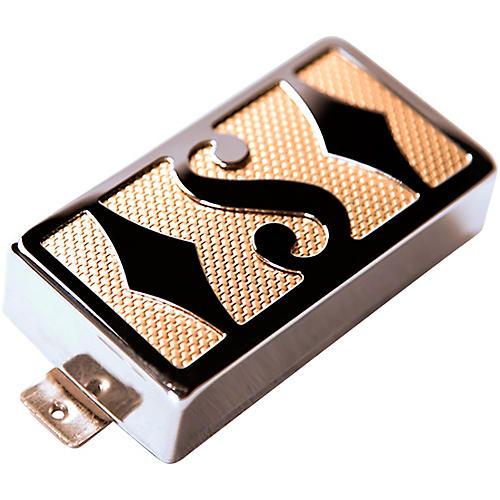Supro Gold Foil Bridge Pickup