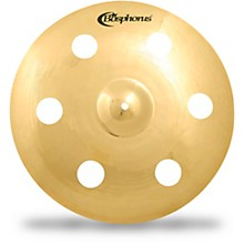 Bosphorus Cymbals Gold Fx Crash with 6 Holes