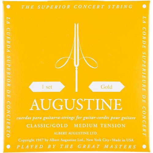 Albert Augustine Gold Label Classical Guitar Strings