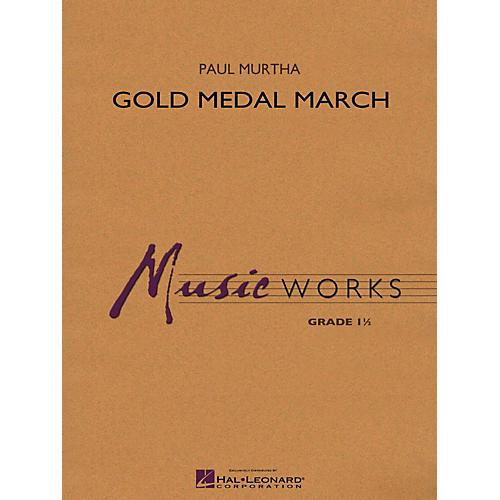 Hal Leonard Gold Medal March Concert Band Level 1