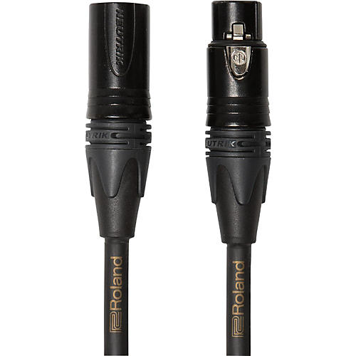 Roland Gold Series Quad Microphone Cable 10 ft.