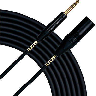 """Mogami Gold Studio 1/4"""" to XLR Male Cable"""