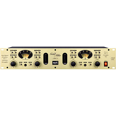 SPL GoldMike Mk2 2485 Dual-Channel Microphone and Instrument Preamplifier