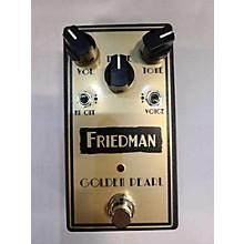 Friedman Golden Pearl Effect Pedal