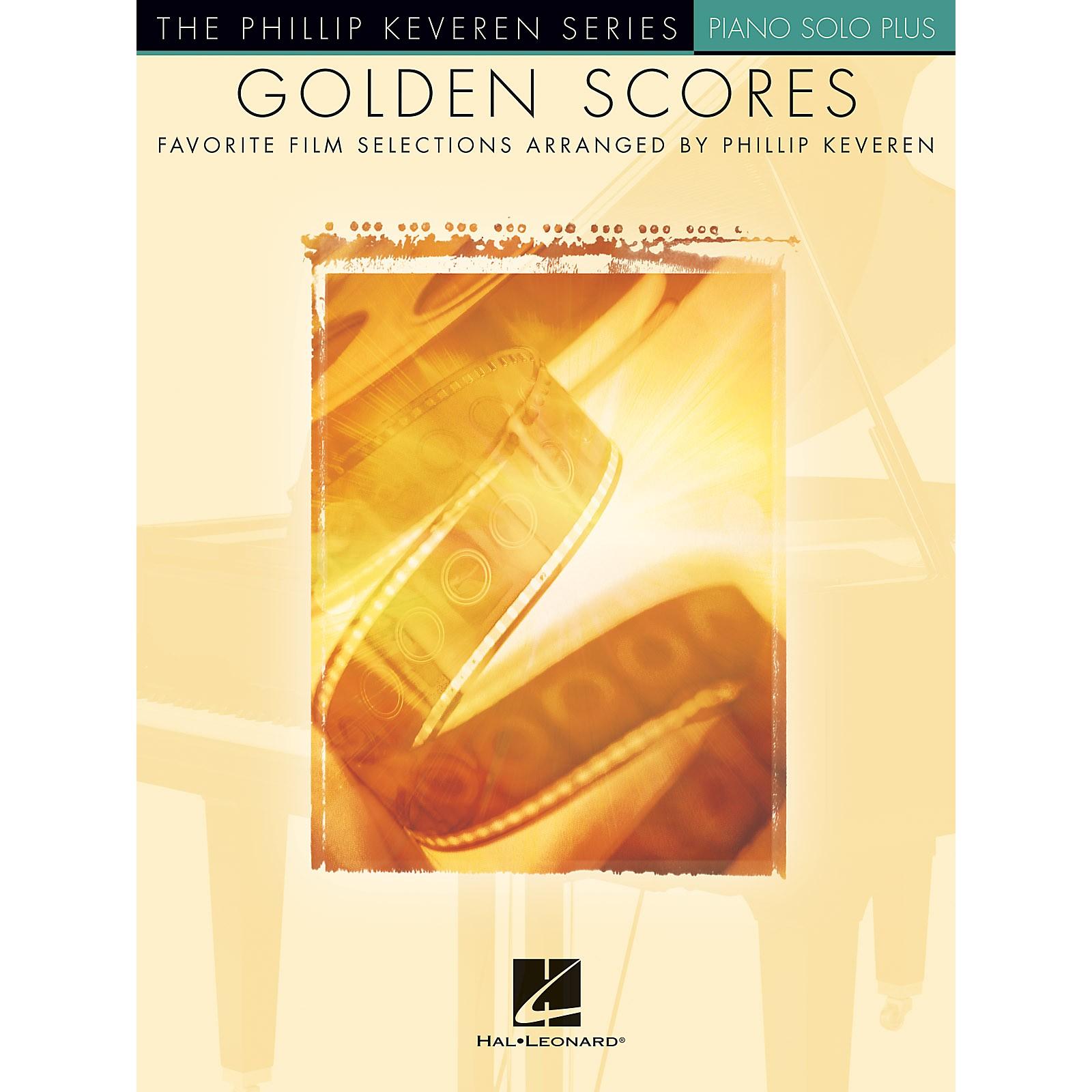 Hal Leonard Golden Scores - The Phillip Keveren Series Piano Solo Songbook