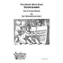 Southern Golden Slumbers SA Composed by Vicki Baker
