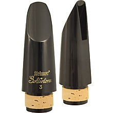 Open Box Selmer Goldentone Bb Clarinet Mouthpiece