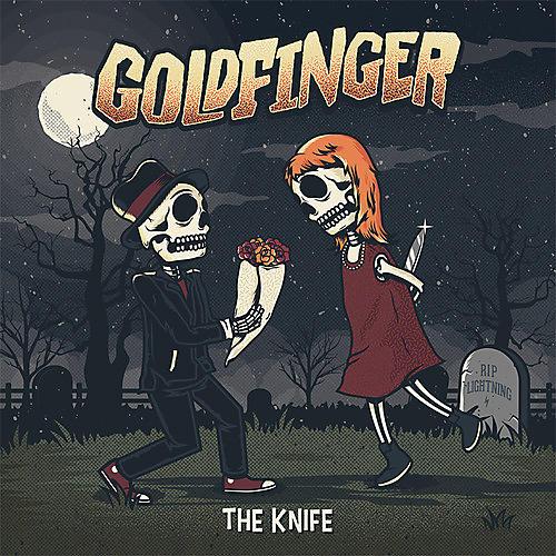 Alliance Goldfinger - The Knife