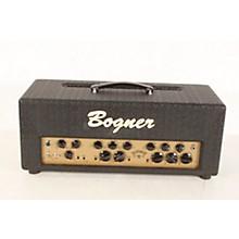 Open BoxBogner Goldfinger 90 90W Tube Guitar Amp Head Comet Black