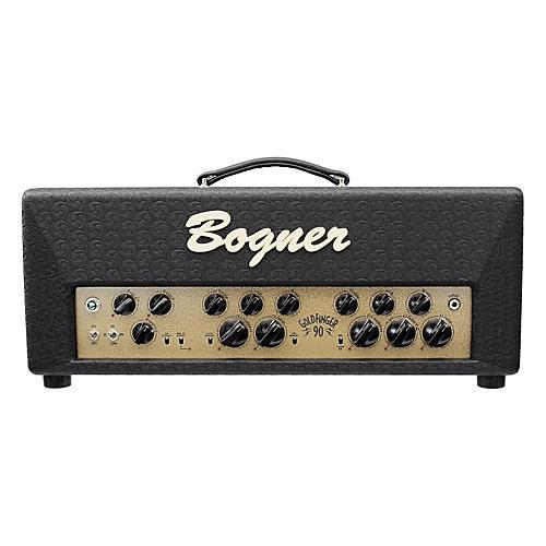 Bogner Goldfinger 90 90W Tube Guitar Amp Head Comet Black