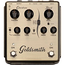 Open BoxEgnater Goldsmith Overdrive/Boost Guitar Effects Pedal