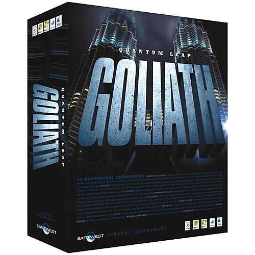 EastWest Goliath