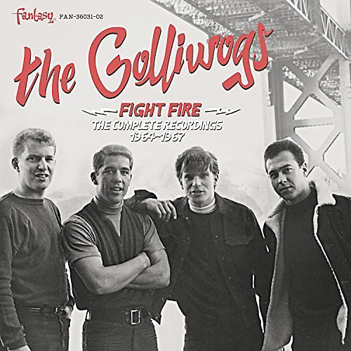 Alliance Golliwogs - Fight Fire: The Complete Recordings 1964-1967