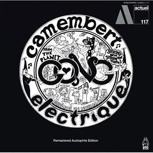 Alliance Gong - Camembert Electrique
