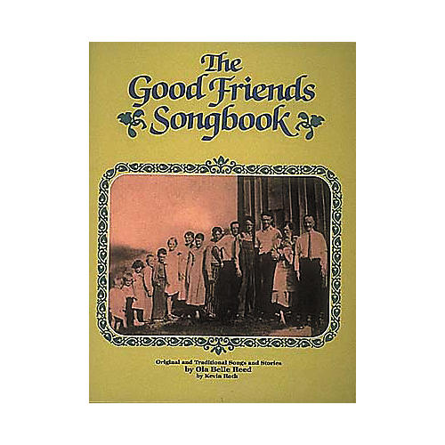 Centerstream Publishing Good Friends (Songbook)