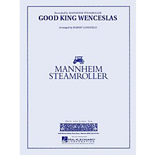Dots and Lines, Ink. Good King Wenceslas (Mannheim Steamroller) Concert Band Level 3 Arranged by Robert Longfield