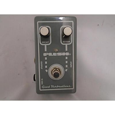 Plush Good Vibratiions Effect Pedal