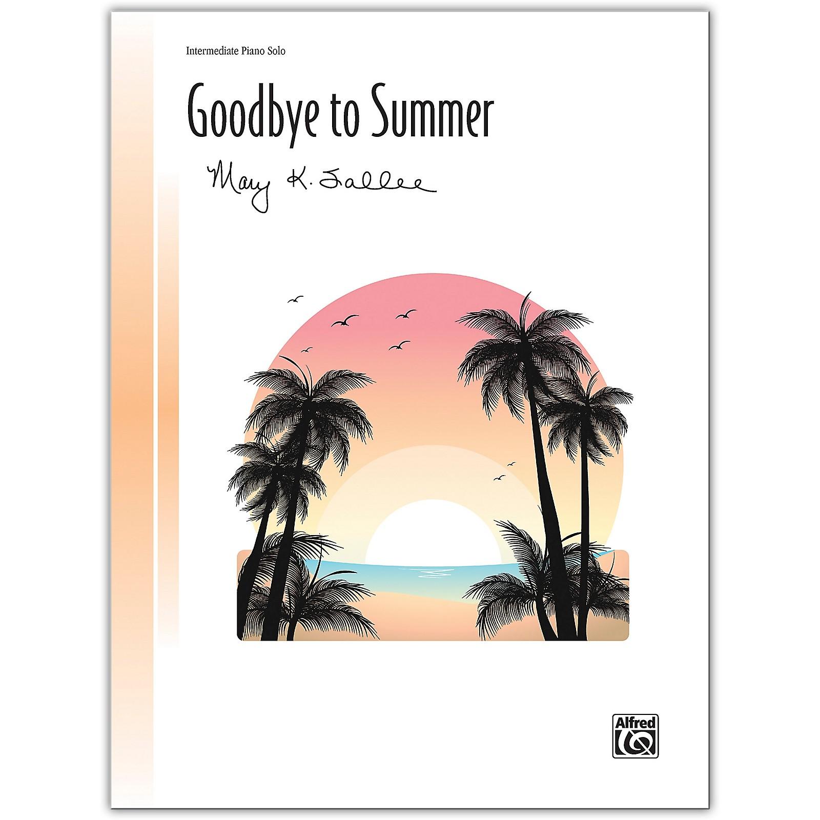 Alfred Goodbye to Summer Intermediate