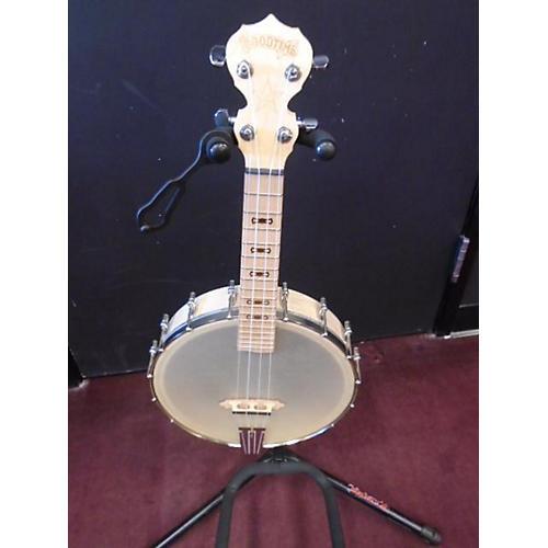 Deering Goodtime Banjo Ukulele Banjolele Natural